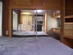 F39SP FULL SLIDING GLASS WARDROBE
