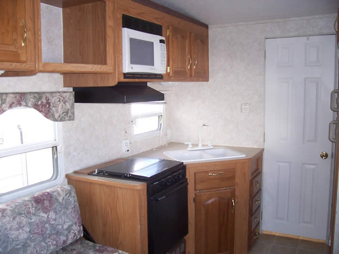 Springdale 295 travel trailer