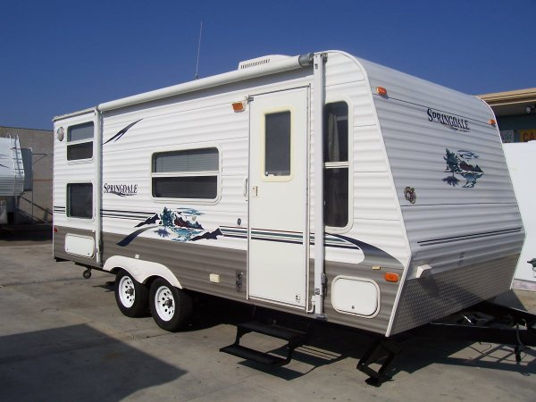 Perfect Trailers For Sale  Travel Trailers Campers Amp Haulers  San Diego