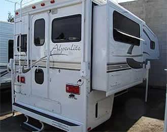 Alpenlite Truck Camper