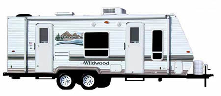 Creative Camping Trailers Related Keywords Amp Suggestions  Camping Trailers