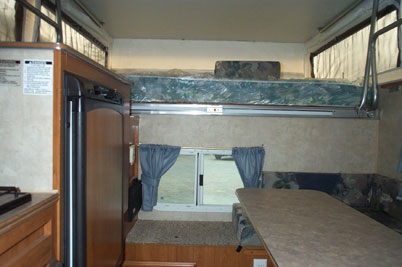 2005 Sunlite Pop Up Truck Camper On Sale