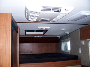 Cabover Bunk